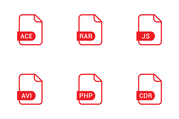 File Names Vol 3 Icon Pack