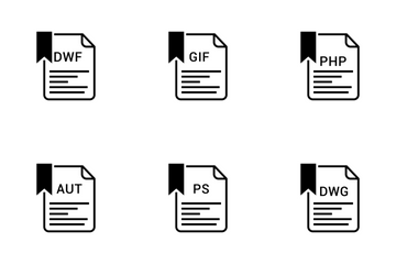File Names Vol 4 Icon Pack