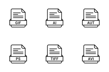 File Names Vol 7 Icon Pack