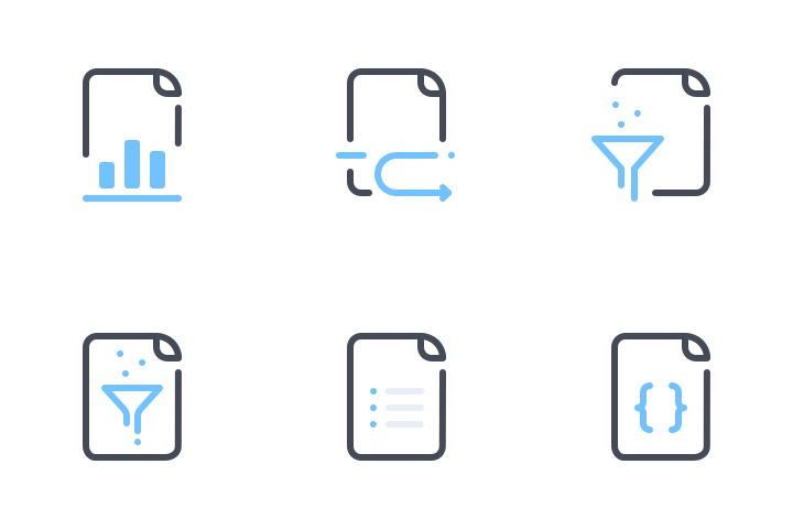 File Pack Icon Pack