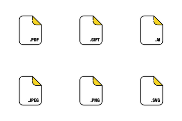 File Type Format Icon Pack