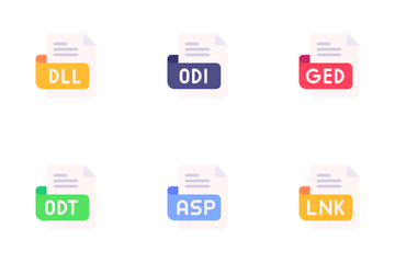 File Types Icon Pack