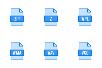 File Types Vol 1 Icon Pack