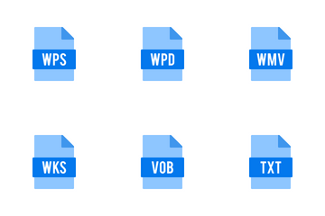 File Types Vol 5 Icon Pack
