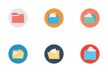 Files And Folder Icon Pack