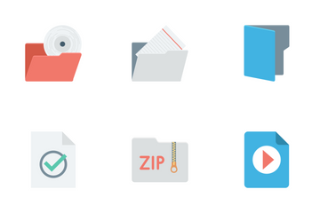 Files And Folders Vol 1 Icon Pack