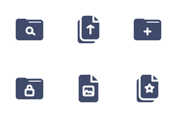 Files & Folder Icon Pack