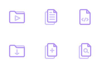 Files & Folder Icon Pack