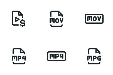 Files & Folders Icon Pack