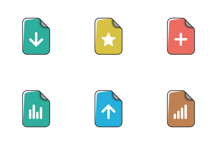 Files Vol 1 Icon Pack