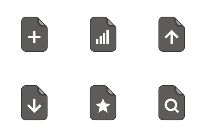 Files Vol 2 Icon Pack