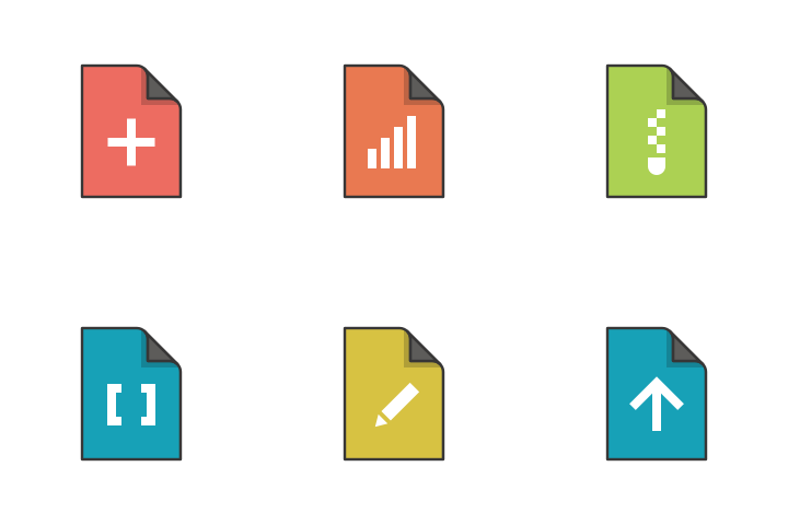 Files Vol 3 Icon Pack