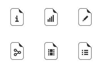 Files Vol 6 Icon Pack