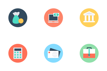 Finance 1 Icon Pack