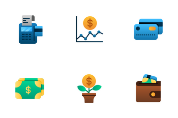 Finance Icon Pack