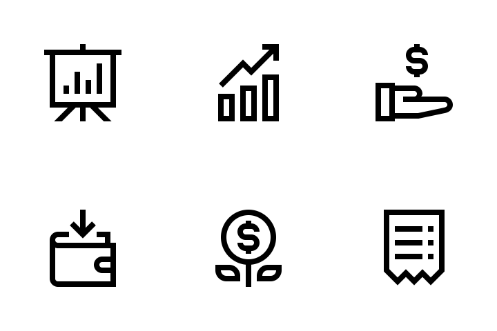 Download Finance Icon Pack Available In Svg Png Eps Ai Icon Fonts