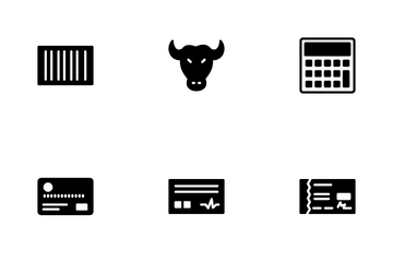 Finance And Money Icon Pack