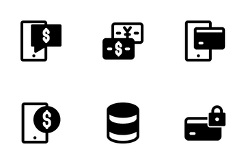 Finance And Payments Icon Pack