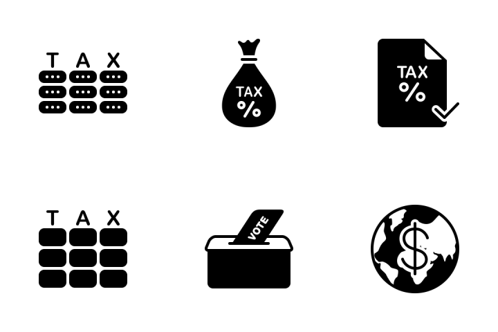 Finance And Politics Icon Pack Line Icons Iconscout