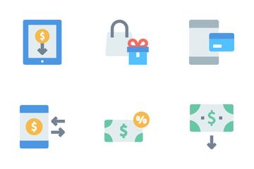 Finance Basic Icon Pack