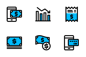 Finance & Business 2 Icon Pack