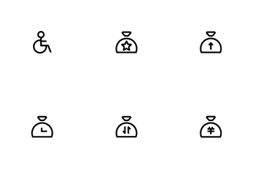 Finance For Everything Icon Pack