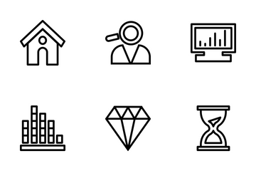 Finance Icons Icon Pack