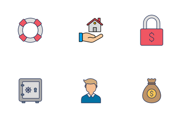 Finance Vol 1 Icon Pack
