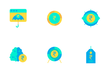 Finance Vol - 2 Icon Pack