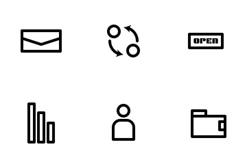 Financial 2 Icon Pack