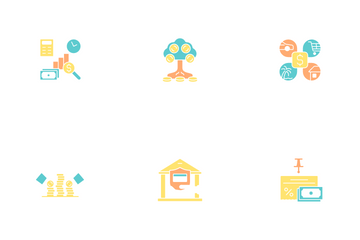 Financial Literacy Icon Pack