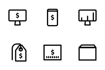 Financials Icon Pack