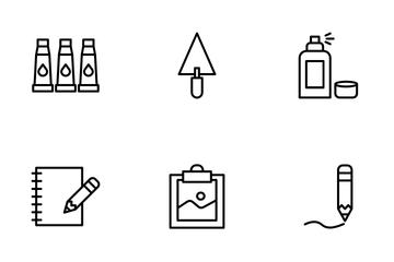 Fine Arts Icon Pack