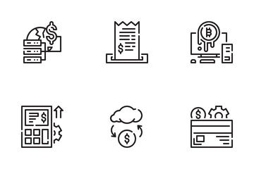 Fintech Icon Pack