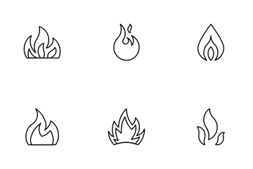 Fire Icon Pack