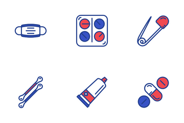 First-aid Icon Pack