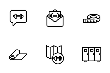 Fitness Icon Pack