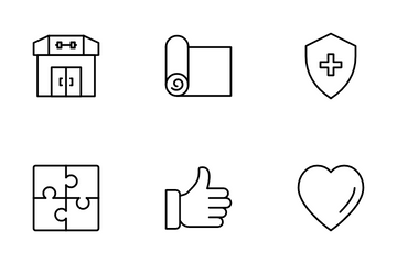 Fitness And Health Vol 2 Icon Pack