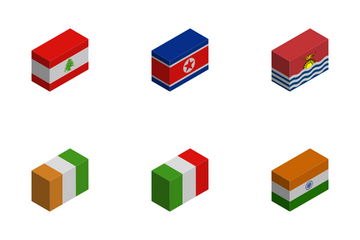 Flag All Country Icon Pack