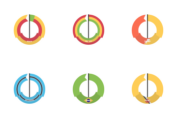 Flags Flat Icon Pack