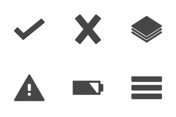 Flat And Simple Icon Pack
