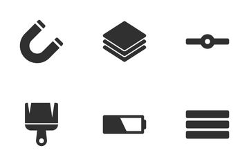 Flat And Simple Vol 1 Icon Pack
