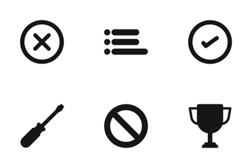 Flat And Simple Vol 2 Icon Pack