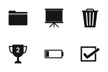 Flat And Simple Vol 3 Icon Pack