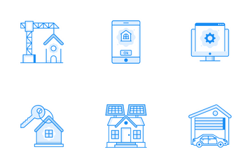 Flat Conceptual Icon Pack