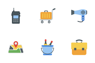Flat Icons Icon Pack