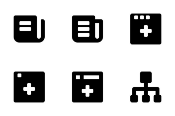 Flaticons Solid Icon Pack
