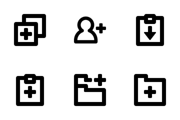 Flaticons Stroke Icon Pack