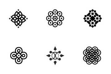 Floor Ornaments  Icon Pack