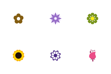 Flower Icon Pack